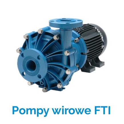 Zobacz ofertę pomp wirowych FTI