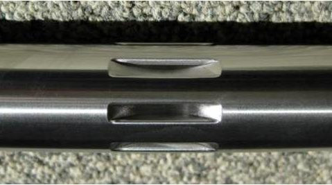 slotted-shaft